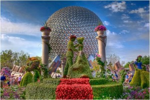 EPCOT Center_ Walt Disney World